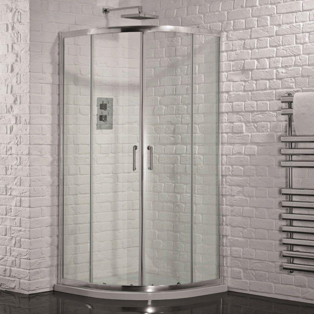 Aquadart Venturi 6 Double Door Quadrant Shower Enclosure 1200mm x 800mm
