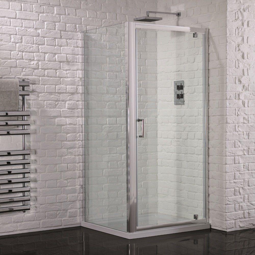 Aquadart Venturi 6 Pivot Shower Door 900mm