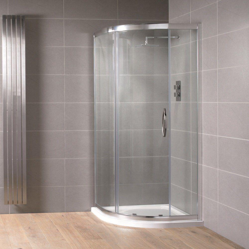 Aquadart Venturi 8 Single Door Quadrant Shower Enclosure 1200mm x 900mm