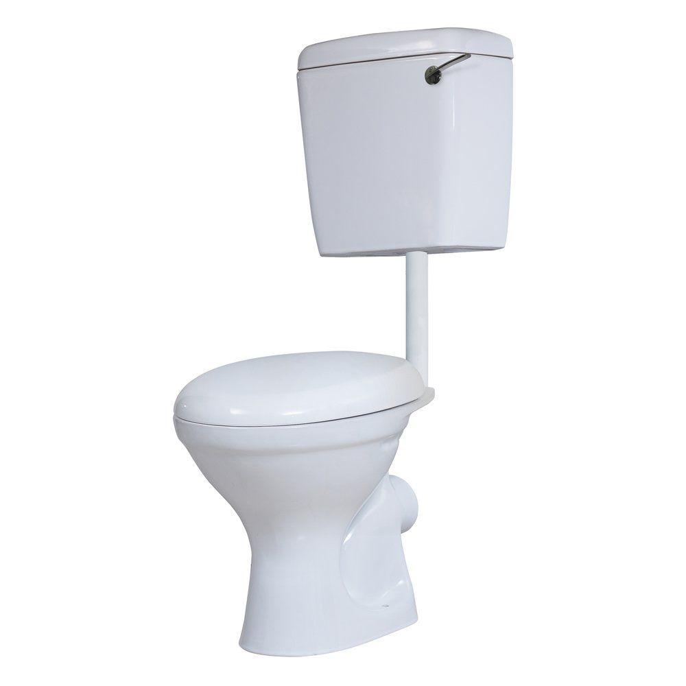 Lecico Atlas Low Level WC Pan