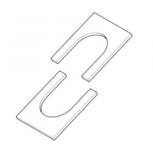 Baxi Multifit Roof Cover Plate 246143