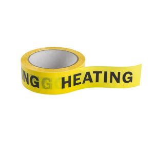 Dickie Dyer Heating Identity Tape 38mm x 33m
