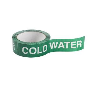 Dickie Dyer Cold Water Identity Tape 38mm x 33m