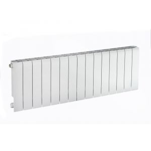 Alessia Horizontal Radiator 580mm High x 640mm Wide