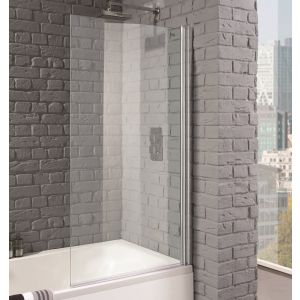 Aquadart Venturi 8 Square Bath Screen 800mm x 1400mm High