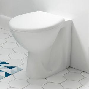 Lecico Atlas Back to Wall WC Pan
