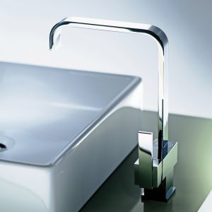 Roma Envy Kitchen Sink Mixer - Chrome