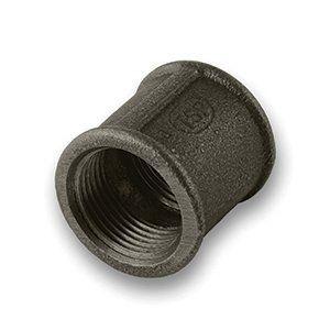 Black Iron Socket 3/8