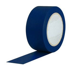 Blue PVC Tape 50mm x 33m Roll