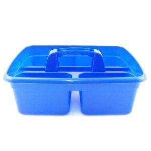 Blue Tool Tidy Tray