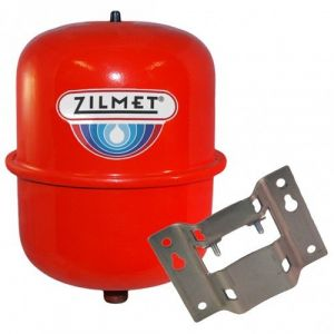 8 Litre Central Heating Expansion Vessel and Bracket