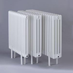 Biasi Tubular Radiator H600mm x W600mm 2 Columns