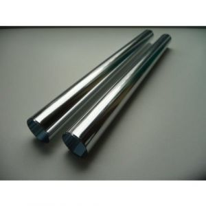 Chrome Snap Pipe Cover 15mm