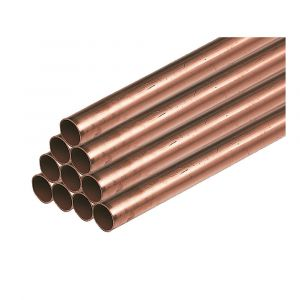 35mm x 1mtr Table X Copper Tube