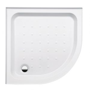 Coram Waterguard Riser Shower Tray 800mm x 800mm Quadrant