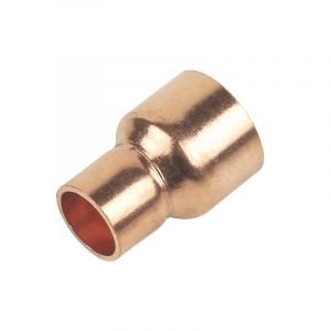 End Feed Fitting Reducer 15mm x 8mm