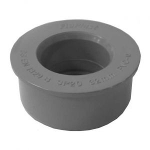 Grey 32mm Solvent Boss Adapter - SP20G