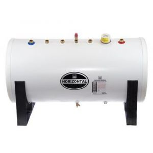 Telford Tempest 250 Litre Horizontal Indirect Unvented Stainless Steel Cylinder