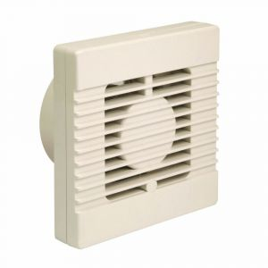 Manrose Pull Cord Extractor Fan 100mm / 4
