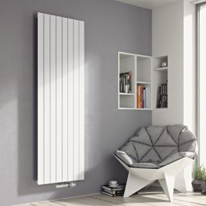 Eucotherm White Mars Single Radiator 600mm x 595mm