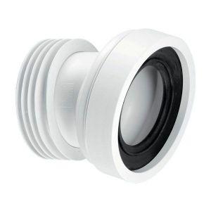 McAlpine WC-CON7A 110mm 14deg Angle Rigid WC Connector