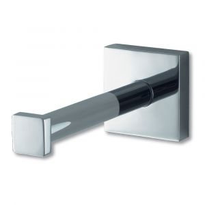 Mezzo Chrome Spare Toilet Roll Holder