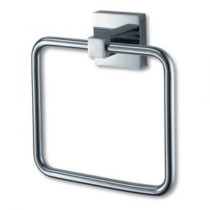 Mezzo Chrome Towel Ring