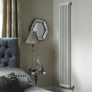 Vogue Floor Mounted Mode 602mm x 1174mm - 4 Column Electric Radiator