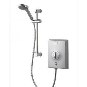 Aqualisa Quartz Electric Shower 10.5kw Chrome