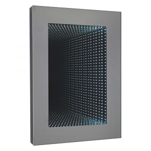 Hudson Reed Rectangular Infinity Mirror 700mm x 500mm
