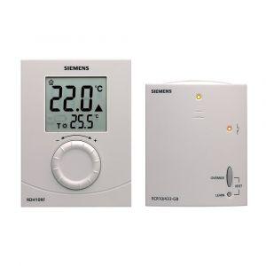 Siemens RDH10-RF Wireless Digital Room Thermostat