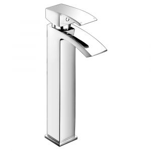 Hype Tall Counter Top Mono Basin Mixer