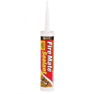 Tube Fire Mate Intumescent Acrylic Sealant - 300ml