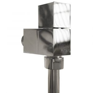 Vogue Piazza 15mm Angled Valve